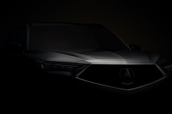 2022 Acura MDX 8 Aralık'ta tanıtılacak