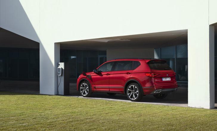 Seat Tarraco e-Hybrid sonunda üretilecek