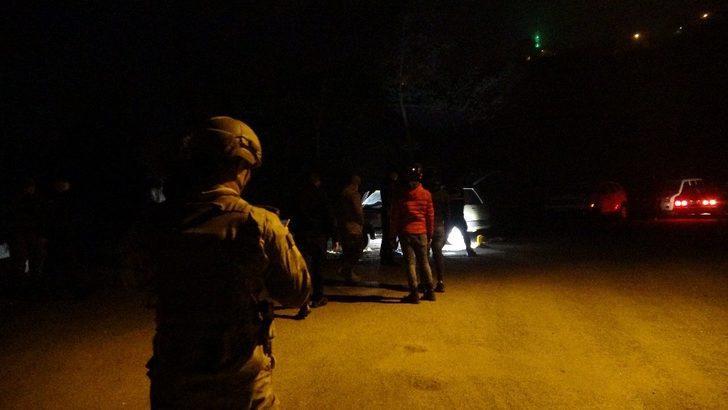 Trabzon'da sıcak saatler! Cezaevi firarisini yakalamak için operasyon başlatıldı
