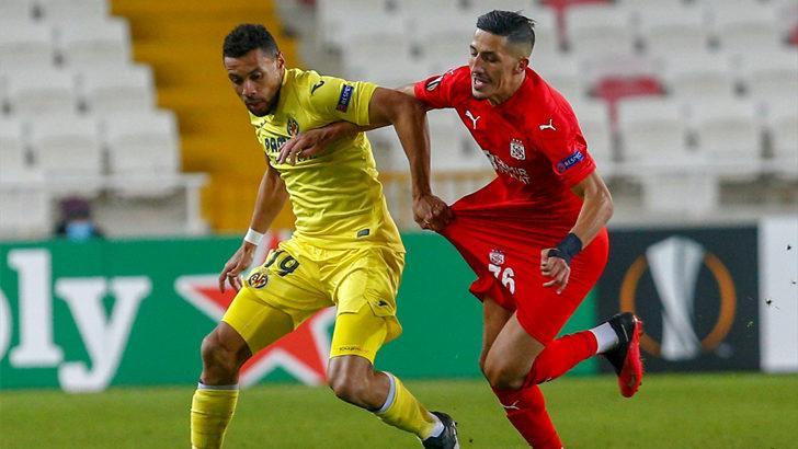 ÖZET | Sivasspor 0-1 Villarreal