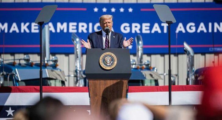 Trump: Yaptırımları veto edeceğim