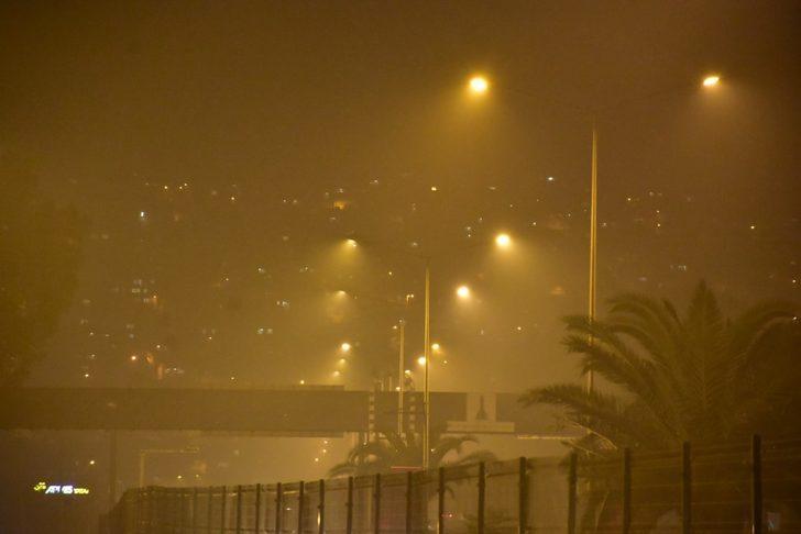İzmir'de hava kirliliği artıyor