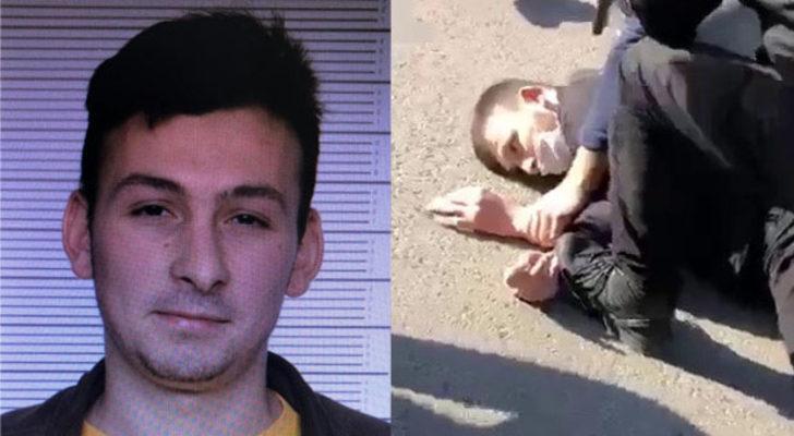 Kahramanmaraş'ta polisi şehit etmişti! Cesedi morgda kaldı