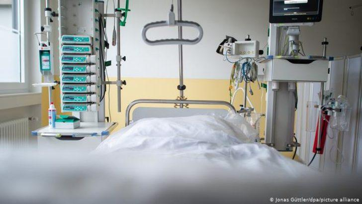 Almanya'da yoğun bakımlardaki hasta sayısı arttı