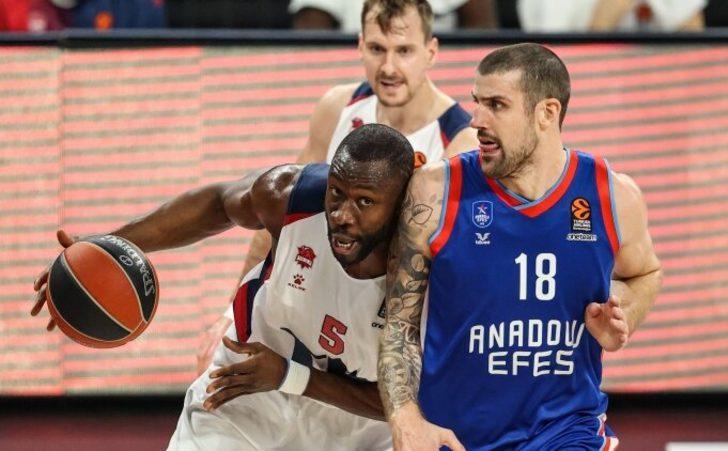 Anadolu Efes 59-77 TDS Baskonia (Maç sonucu)