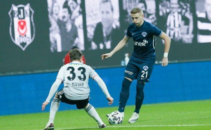 Kasımpaşa'da Yusuf Erdoğan ve Varga, Beşiktaş maçından sonra açıklamalarda bulundu
