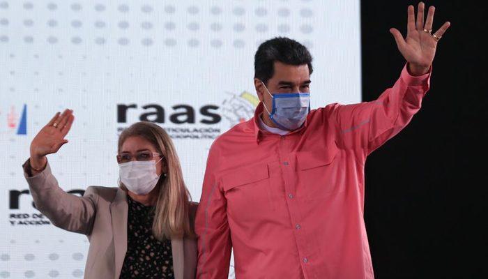 Maduro: ABD, eşime benden boşanması için teklif yaptı