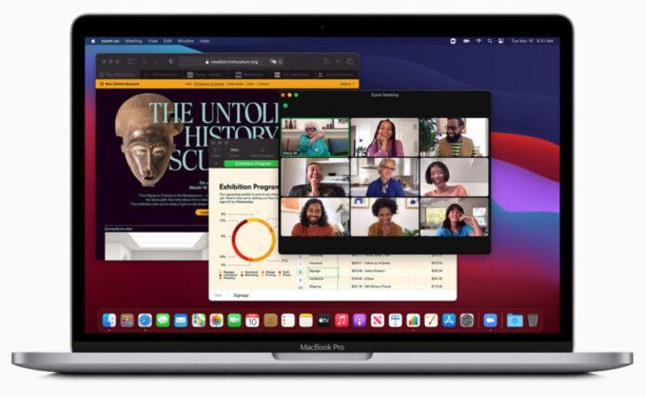 MacBook Pro 2021 önemli değişikliklerle gelecek