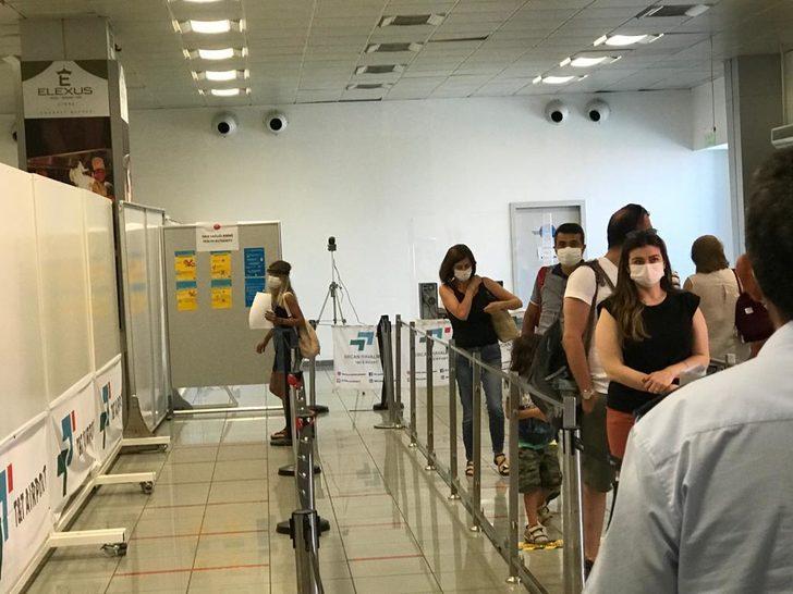 KKTC'de yeni dönem: Ülkeye giriş için 2 bin 255 TL karantina ücreti ödenecek