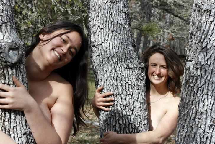 Ağaçlarla öpüşüp, denizle sevişiyorlar: Doğayla bütünleşen Ekoseksüeller