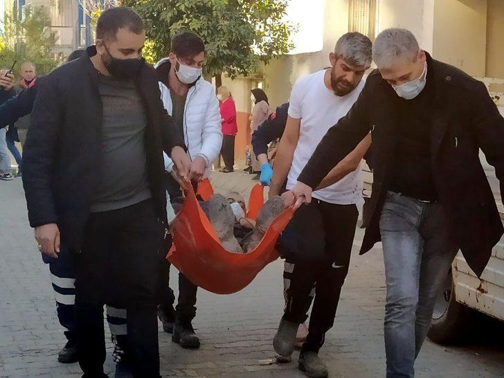 Aydın'da iki grup arasında silahlı kavga! Sokağı savaş alanına çevirdiler