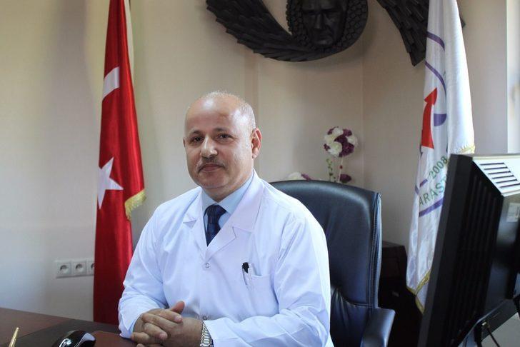Kocaeli'de Başhekim Prof. Dr. Mustafa Güneş'in Kovid-19 testi pozitif çıktı