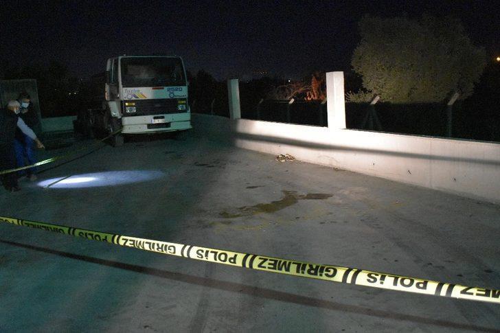 İzmir'de iş yerinde şüpheli ölüm