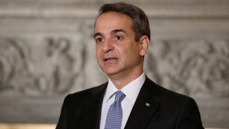 Yunanistan Başbakanı Miçotakis: Türkiye kendisinden başka herkesin haksız olduğunu görmekten vazgeçmeli