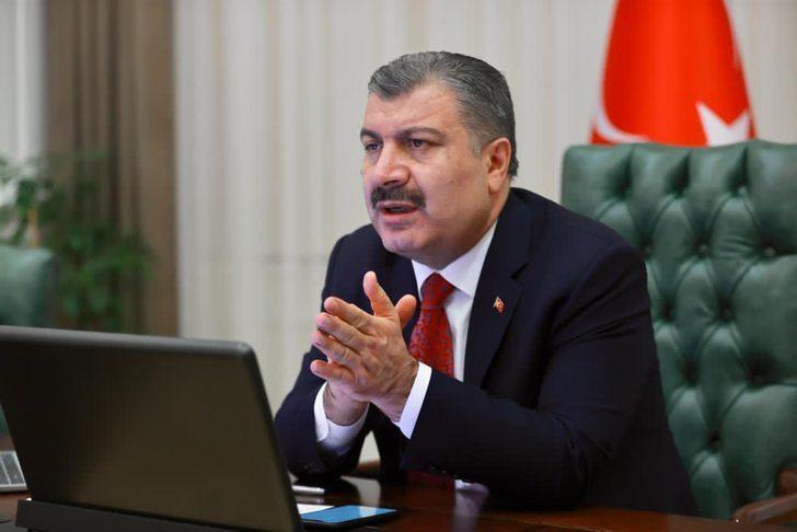 Sağlık Bakanı Fahrettin Koca'dan kritik koronavirüs toplantısı! Yüksek risk altındaki 5 ili açıkladı