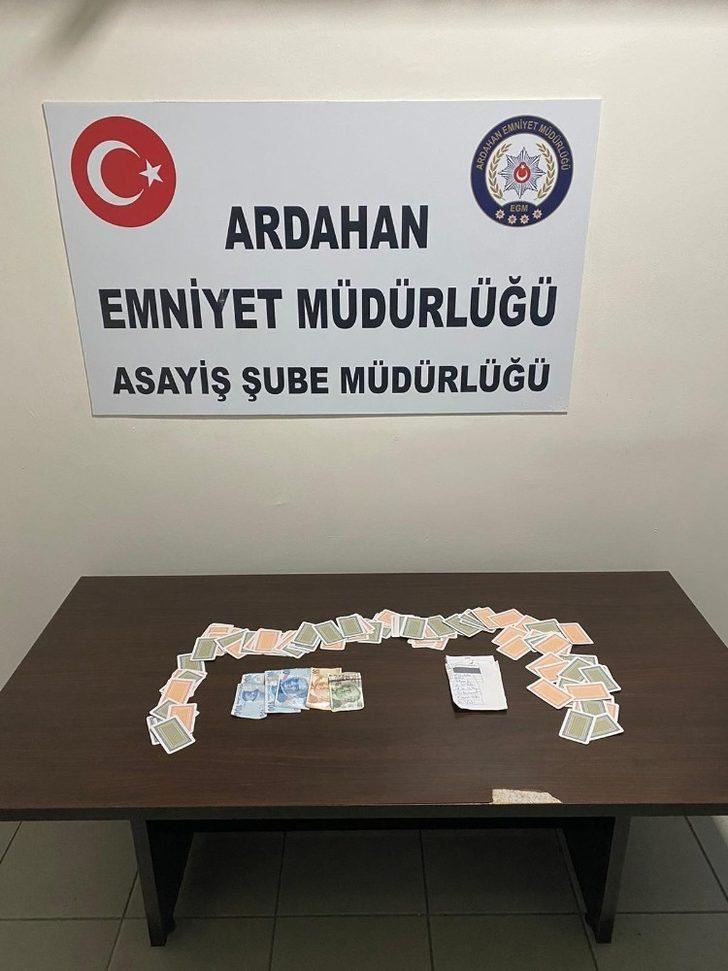 Ardahan'da yasak tanımayanlara ceza yağdı