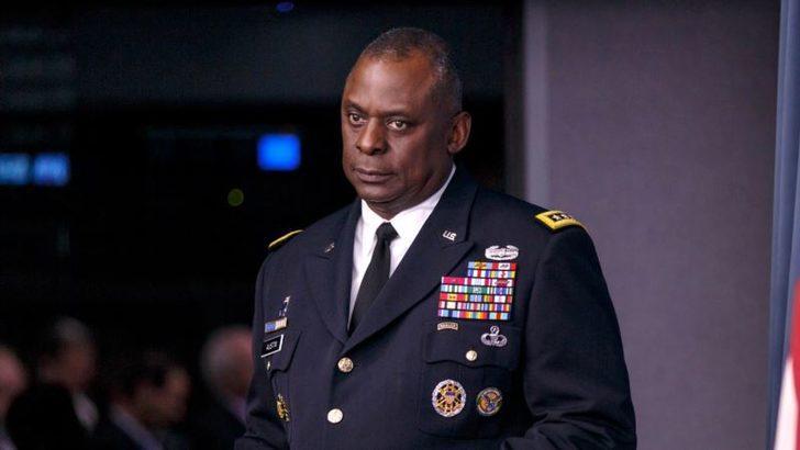 Biden Savunma Bakanlığı İçin Siyahi Emekli General Austin'i Seçti