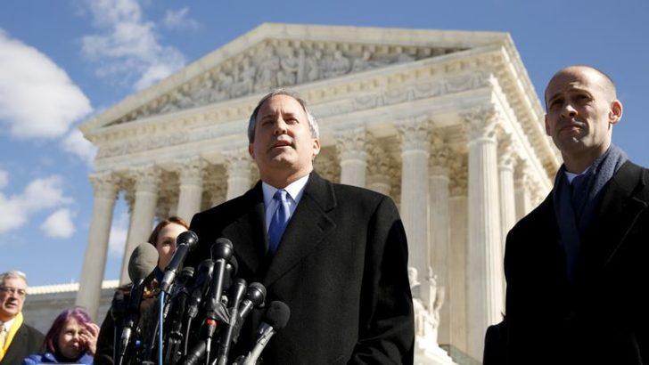 Teksas Trump'a Destek İçin Dört Eyalete Dava Açtı