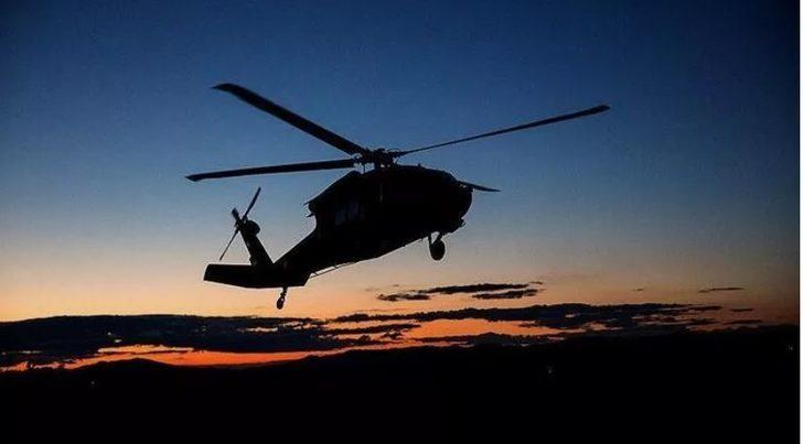 Son dakika: ABD askeri helikopteri düştü: 3 ölü