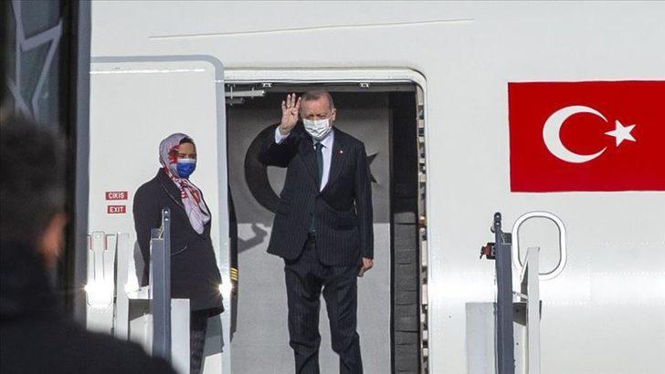 Cumhurbaşkanı Erdoğan'dan Azerbaycan'a 'zafer' ziyareti