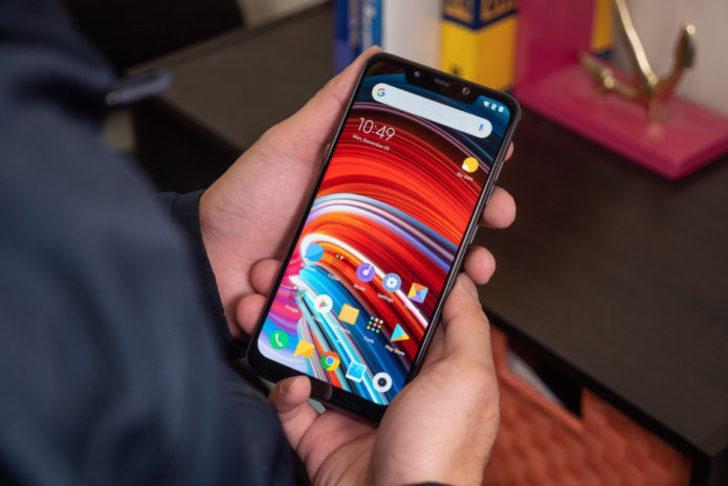 Xiaomi Poco F2 Pro için yeni güncelleme