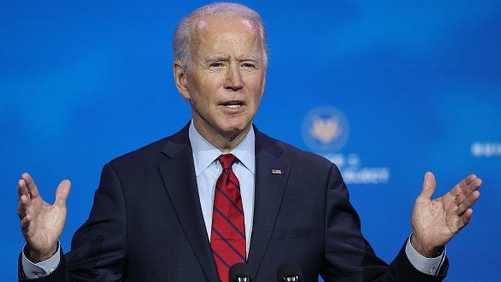 Joe Biden'den 100 günde 100 milyon aşı sözü