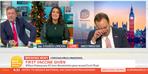 El ministro de Salud británico rompió a llorar en directo
