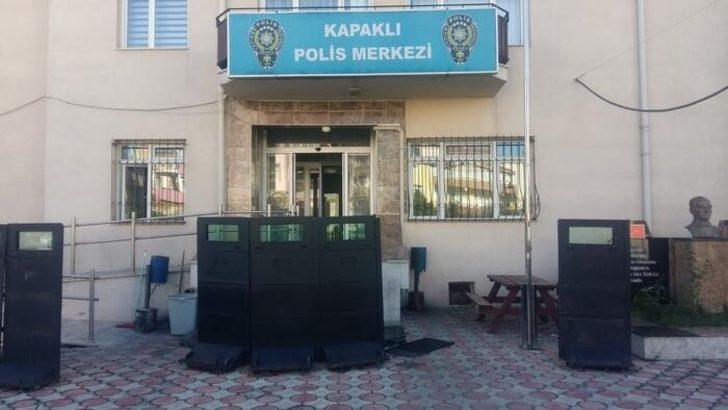 Tekirdağ'da 10 emniyet personeli karantinaya alındı