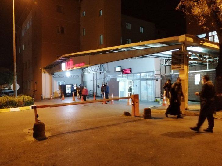 Yemekten zehirlenen 135 işçi hastaneye kaldırıldı