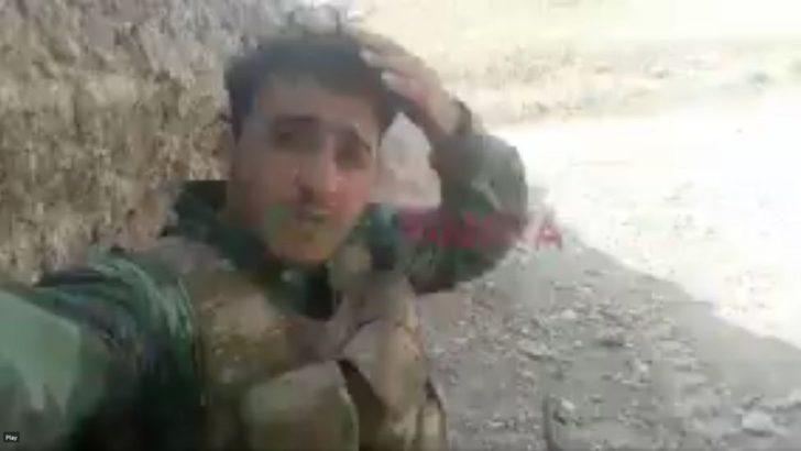 Dağlık Karabağ'da ateş hattına sürüldüklerini anlatan Suriyeliler BBC'ye konuştu: 'Kendimizi bir anda cvephede bulduk'