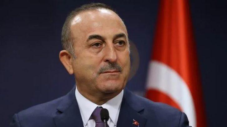 Bakan Çavuşoğlu: Ukrayna'nın sınır bütünlüğü çerçevesinde çözülmesini istiyoruz