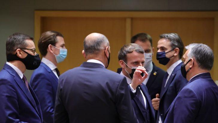 AB Zirvesinde Tarihi Mali Paketin Önü Açıldı