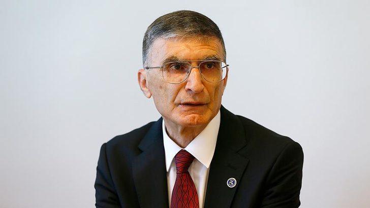 Aziz Sancar'dan koronavirüs aşısı açıklaması