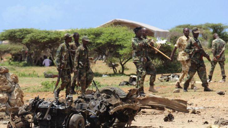 ABD El Şaab Militanlarını Hava Operasyonuyla Vurdu