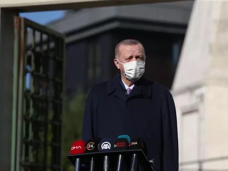 Cumhurbaşkanı Erdoğan'dan AB'nin Türkiye kararı ile ilgili açıklama