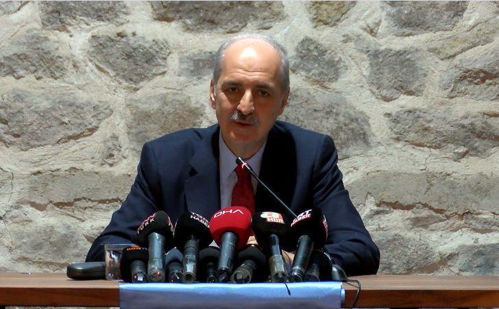 Numan Kurtulmuş'tan, Kılıçdaroğlu'nun 'adaylık' sözleriyle ilgili açıklama: Hayırlı olsun