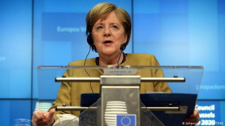 Merkel: Yeni yaptırımlar ihtimal dışı değil