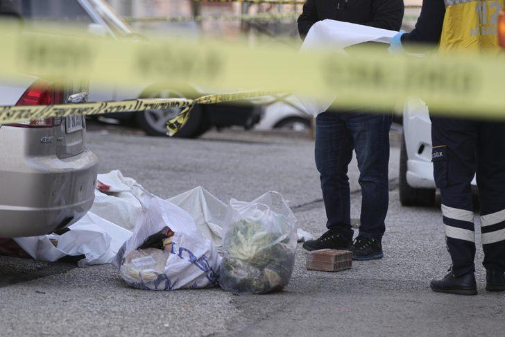 Ankara'da tartıştığı kadını öldürüp, intihar etti