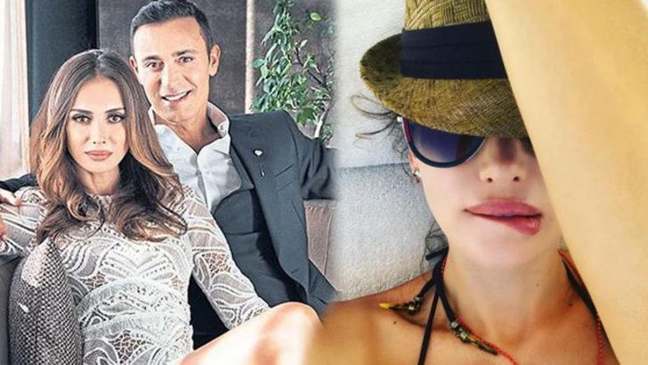 Emina Sandal'ın dudak pozu rekor kırdı