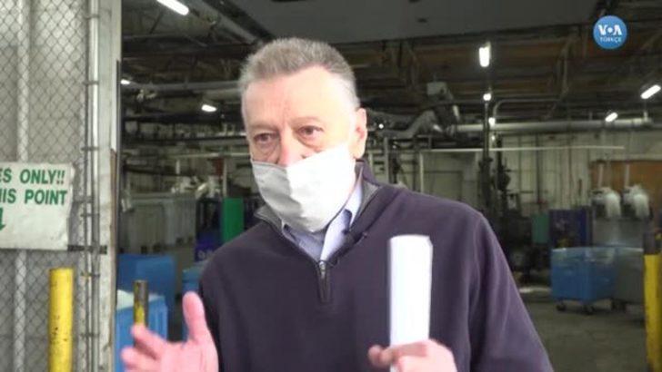 ABD'de Kuru Buz Üreticileri de Aşı Dağıtımına Hazır