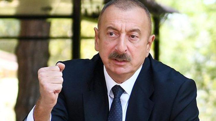Azerbaycan Cumhurbaşkanı Aliyev'den Ermenistan'a: Bu sefer onları tamamen yok edeceğiz