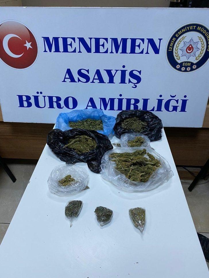 İzmir'de uyuşturucu taciri gözaltına alındı