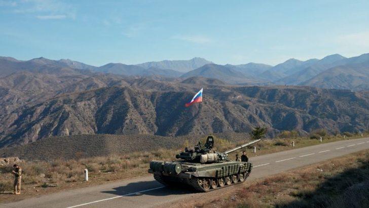 Dağlık Karabağ'da Ateşkes İhlal Edildi