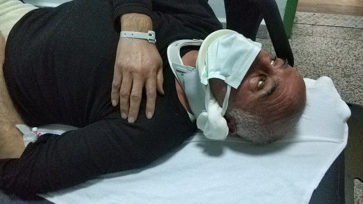 Amasya'da feci kaza! 1'i emekli 2 polis yaralı