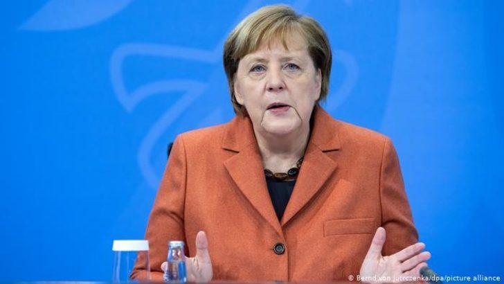 """Almanya yeniden """"kapanıyor"""""""