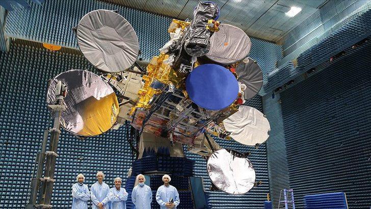 Türksat 5A'nın ömrü kaç yıl olacak? Airbus Uzay Sistemleri Başkanı açıkladı!