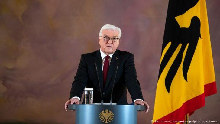 Almanya Cumhurbaşkanı: Durum çok ciddi