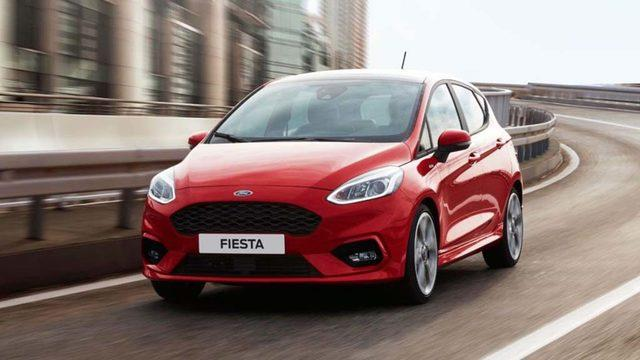 En ucuz Ford Fiesta