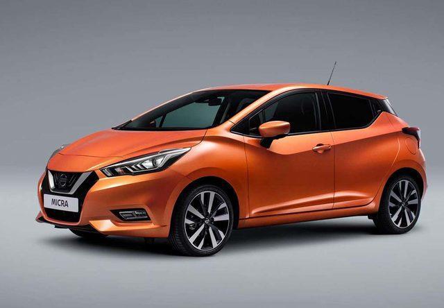 En ucuz Nissan Micra