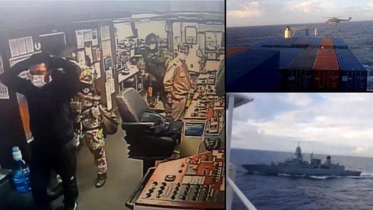 Dışişleri Bakanı Çavuşoğlu Türk gemisine düzenlenen operasyonla ilgili konuştu